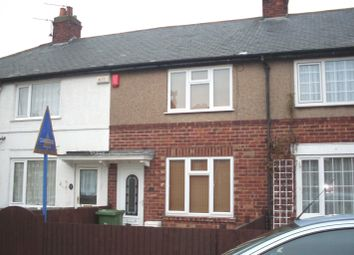 Thumbnail 2 bed terraced house for sale in Sidney Road, Grimsby
