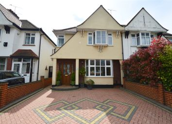 Thumbnail 3 bedroom semi-detached house for sale in Woodgrange Drive, Southend-On-Sea, Essex