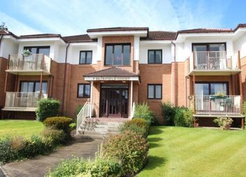 Thumbnail 3 bed flat for sale in Fairfield Court, Clarkston, East Renfrewshire