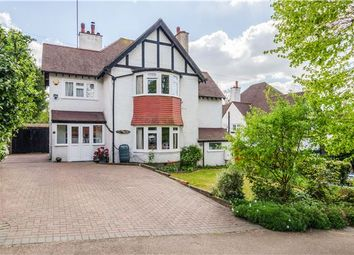 Thumbnail 5 bedroom detached house for sale in Burcott Road, Purley, Surrey