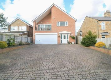 Thumbnail 5 bed detached house for sale in Caledonia, Winlaton, Blaydon-On-Tyne