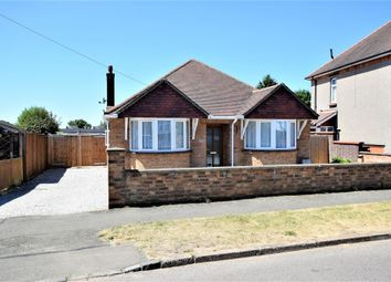 Thumbnail 3 bed bungalow for sale in Greenhills Road, Northampton