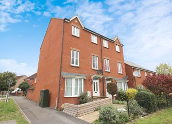 Thumbnail 4 bed semi-detached house for sale in Stockmoor Drive, North Petherton, Bridgwater