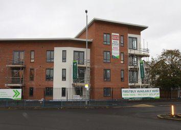 Thumbnail 2 bedroom flat to rent in Europa Gardens, Wolverhampton