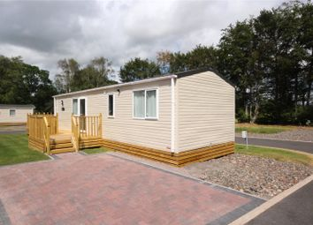 Thumbnail 2 bed property for sale in St David, Camelot Holiday Park, Longtown, Carlisle, Cumbria