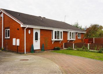 Thumbnail 2 bedroom semi-detached bungalow for sale in South Hill Close, Leeds