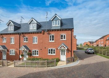 Thumbnail 3 bed end terrace house for sale in Rede Close, Aylesbury
