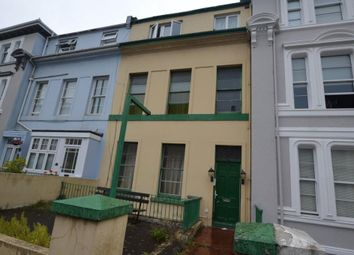 Thumbnail 1 bedroom flat to rent in Belgrave Road, Torquay, Devon