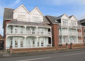 Thumbnail 2 bed flat for sale in Marine Parade West, Lee-On-The-Solent