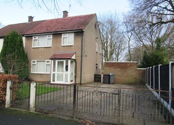 3 bed semi-detached house for sale in Moorcroft Road, Wythenshawe, Manchester M23