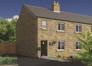Thumbnail 2 bed terraced house for sale in The Forge Manor, Chinley, High Peak