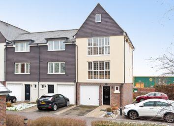 Thumbnail 3 bed town house for sale in Fairlight Court, Pier Road, Littlehampton