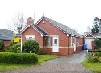 Thumbnail 2 bed detached bungalow for sale in Old Station Court, Ponteland, Newcastle Upon Tyne