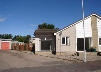 Thumbnail 1 bed terraced bungalow for sale in Mossmill Park, Mosstodloch, Moray