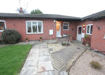 Thumbnail 1 bed semi-detached bungalow for sale in Edward Street, Hinckley
