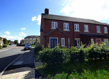 Thumbnail 2 bed mews house to rent in Elbourne Drive, Scholar Green, Stoke-On-Trent