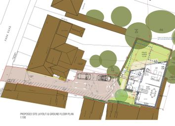 Thumbnail Land for sale in Park Road, East Molesey