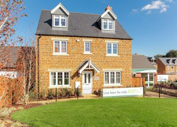 Thumbnail 5 bedroom detached house for sale in Sabrina Court, Meadow Farm Drive, Shrewsbury