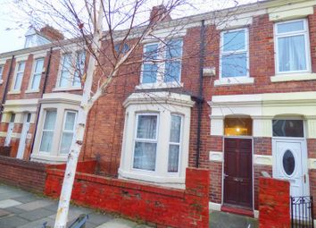 Thumbnail 5 bedroom terraced house for sale in Mundella Terrace, Heaton, Newcastle Upon Tyne