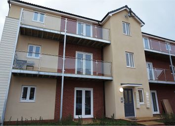 Thumbnail 2 bed flat to rent in Elsie Place, Exeter