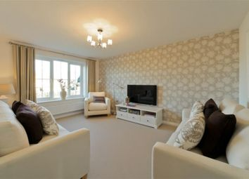 Thumbnail 4 bed detached house for sale in Mallard Way, Sprowston, Norwich