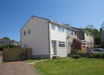 Thumbnail 2 bed semi-detached house for sale in Cwrt Y Goedwig, Llantwit Fardre, Pontypridd