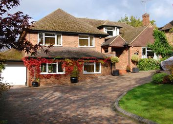 Thumbnail 5 bed detached house for sale in Woodside Hill, Chalfont Heights, Chalfont St Peter