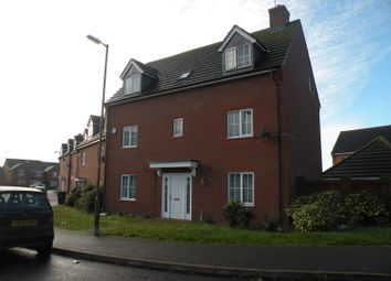 Thumbnail 6 bed detached house to rent in Walker Grove, Hatfield