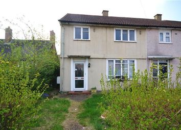 Thumbnail 3 bed end terrace house for sale in Dunkellin Way, South Ockendon