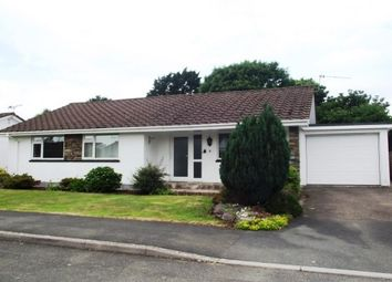 Thumbnail 3 bed detached bungalow to rent in Normans Way, Bodmin