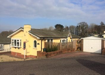 Thumbnail 3 bedroom mobile/park home for sale in Whimple, Exeter
