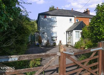Thumbnail 2 bed semi-detached house for sale in Ramley Road, Lymington, Hampshire