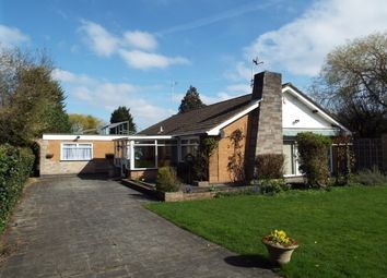 Thumbnail 4 bed bungalow to rent in Hinckley Road, Leicester Forest East, Leicester