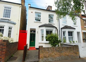 Thumbnail 3 bed end terrace house for sale in Fulwell Road, Teddington