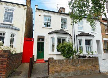 Thumbnail 3 bedroom end terrace house for sale in Fulwell Road, Teddington