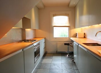 Thumbnail 3 bed flat to rent in North Villas, Camden