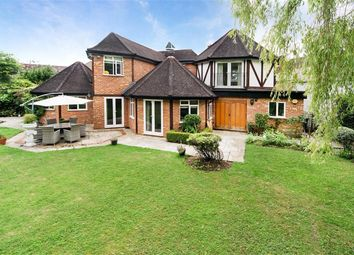 Thumbnail 5 bed detached house for sale in Clevehurst Close, Stoke Poges