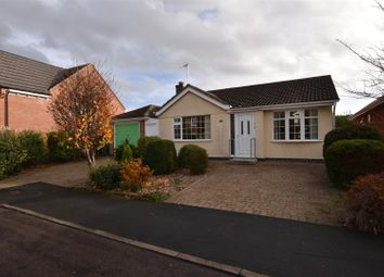 Thumbnail 3 bed detached bungalow for sale in Ullswater Avenue, Barrow Upon Soar, Loughborough