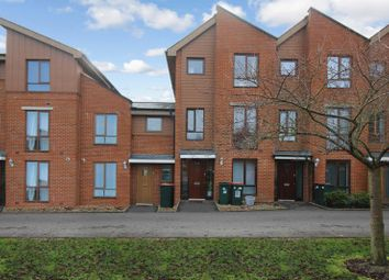Thumbnail 3 bed terraced house for sale in Commonwealth Drive, Crawley