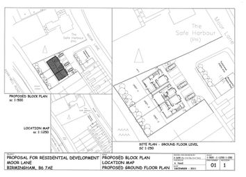 Thumbnail Land for sale in Brookvale Trading Estate, Moor Lane, Witton, Birmingham