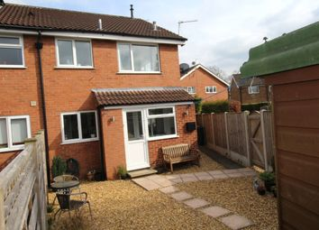 Thumbnail 1 bed semi-detached house for sale in Waincroft, Strensall, York