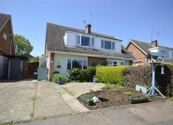 Thumbnail 4 bed semi-detached house for sale in Oakleigh Close, Raunds, Northamptonshire