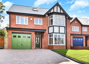Thumbnail 6 bed detached house for sale in Greenland Gardens, Greenland Road, Selly Park