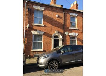 Thumbnail 3 bed terraced house to rent in Alexandra Road, Northampton