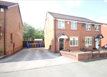 3 bed semi-detached house for sale in Brookview Drive, West Coyney, Stoke-On-Trent ST3