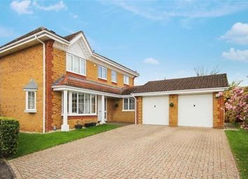 Thumbnail 4 bed detached house for sale in Clayhill Copse, Peatmoor, Swindon, Wiltshire