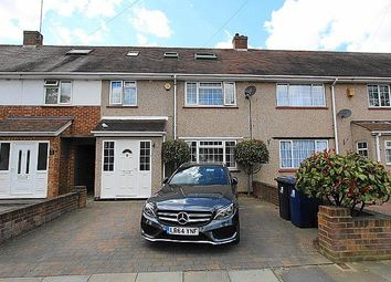 Thumbnail 4 bed terraced house for sale in Down Way, Northolt