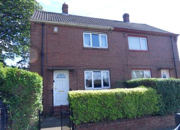 Thumbnail 2 bed semi-detached house to rent in Abbey Road, Batley, West Yorkshire