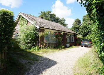 Thumbnail 2 bed detached bungalow for sale in The Lane, Wrentham, Beccles