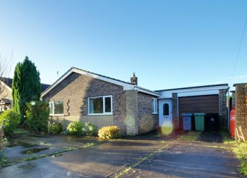 Thumbnail 3 bed detached bungalow for sale in Oasby, Grantham, Lancashire